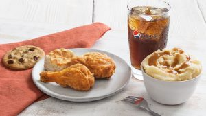 KFC $5 Fill Ups