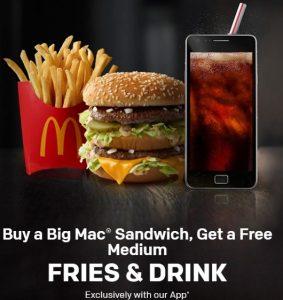Big Mac Fries