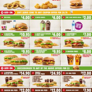 Burger King NZ Coupons Valid Until 10 February 2017