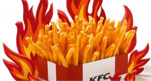 KFC Zinger Fries