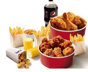 KFC Double Bucket